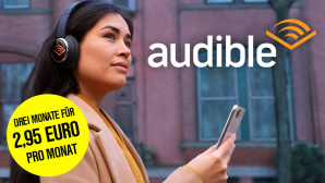 Audible-Abo © Audible
