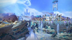 WoW Shadowlands Bastion © Activision / Blizzard