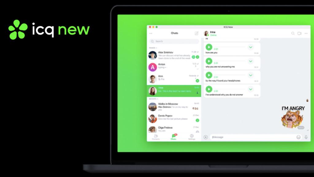 ICQ New: Messenger-Urgestein feiert Comeback