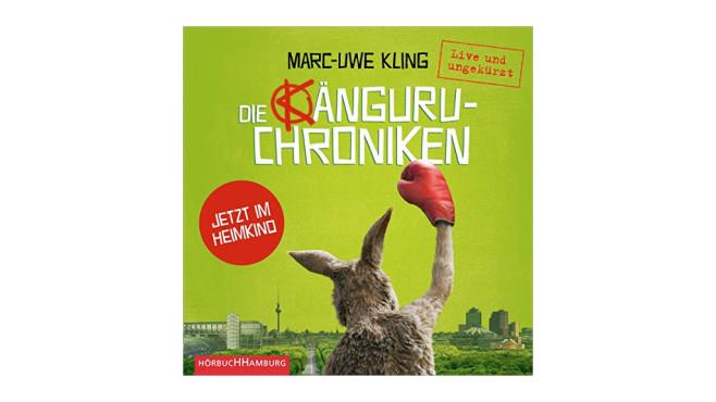 Die Känguru-Chroniken von Marc-Uwe Kling©Amazon
