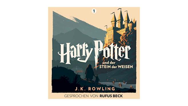 Harry Potter und der Stein der Weisen von J.K. Rowling©Amazon