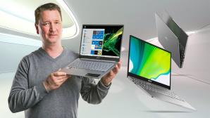 Acer Swift 3 2020: Test©iStock.com/polesnoy, Acer