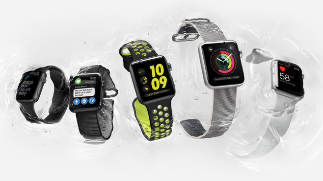 Apple Watch © Apple