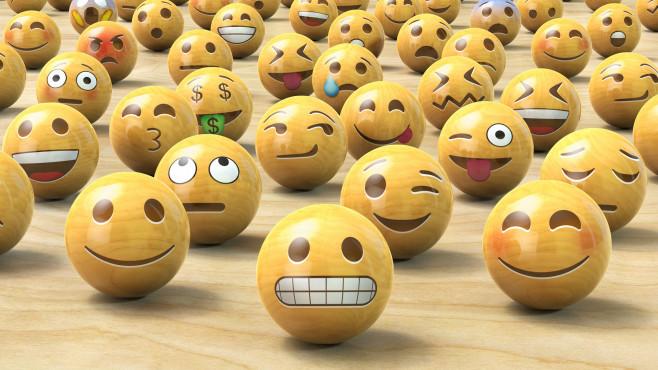 Emojis©gettyimages.de / Dimitri Otis