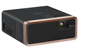 Dank Laser ist der Epson EF-100 enorm hell.©Epson