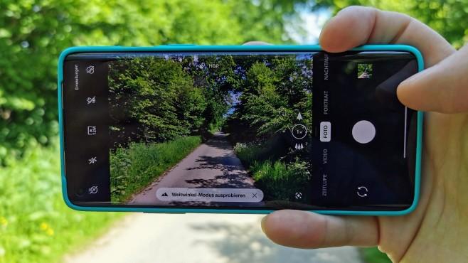 OnePlus 8©COMPUTER BILD / Michael Huch