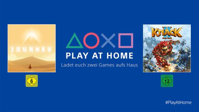 Play At Home©Sony, PlayStation.Blog