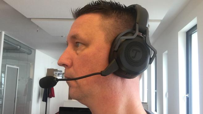 Teufel Cage 2020: Gaming-Headset im Test©COMPUTER BILD, Ingolf Leschke
