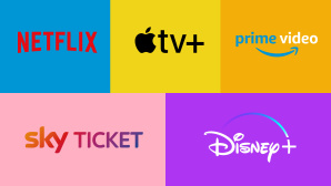 Streaming-Dienste im Test © Sky Ticket, Amazon, Disney+, Apple, Netflix