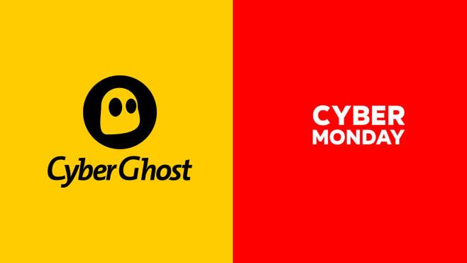 CyberGhost VPN: Schnäppchen-Endspurt am Cyber Monday 2020 Am Cyber Monday 2020 sind bei CyberGhost VPN fette Rabatte und Gratis-Monate zu holen.©CyberGhost