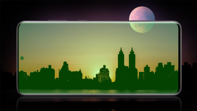 Samsung Galaxy S20 Ultra©Samsung (Fotomontage)