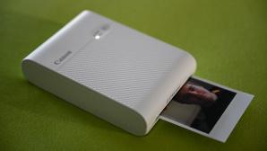 Canon Selphy QX10: Kompakter Fotodrucker©COMPUTER BILD