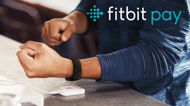 Fitbit Pay © Fitbit
