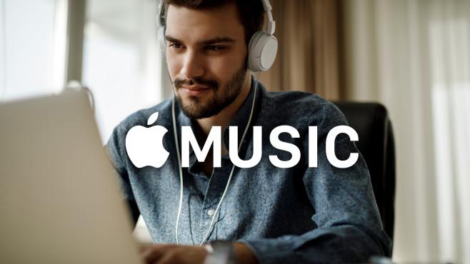 Apple Music©iStock.com/damircudic, Apple