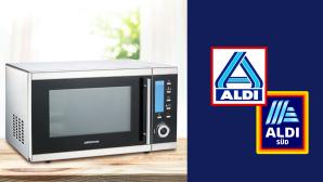 Mikrowelle bei Aldi im Angebot: Medion zum Sparpreis©Aldi, Medion