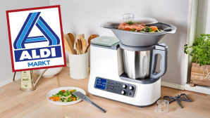Aldi Quigg K�chenmaschine mit Kochfunktion©Aldi Nord