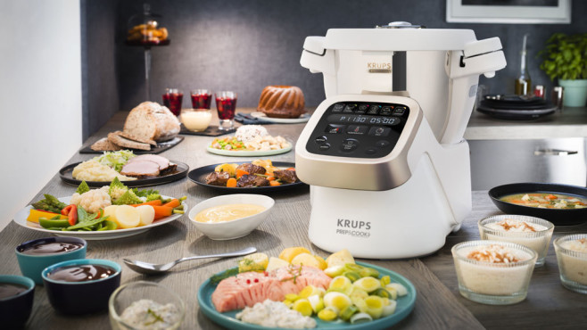 Thermomix-Alternativen im Test © Krups