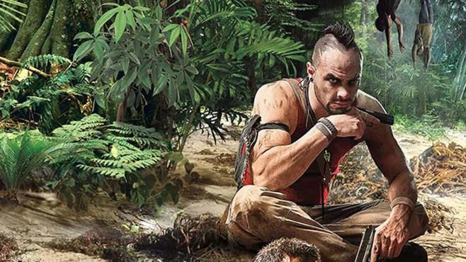 Far Cry 3: Vaas©Ubisoft