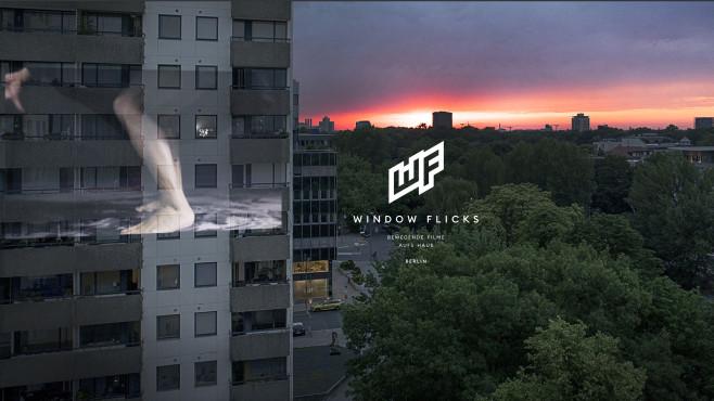 Film auf Fassade©Window Flicks