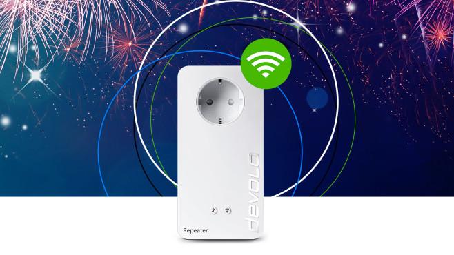 Devolo WiFi Repeater+ ac im Praxis-Test©Devolo, iStock.com/momnoi