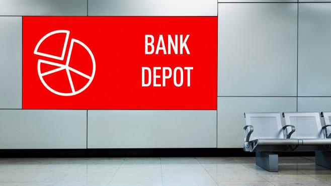 Depot eröffnen©iStock.com/baona