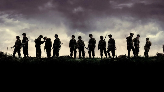 Band of Brothers © Sky / HBO