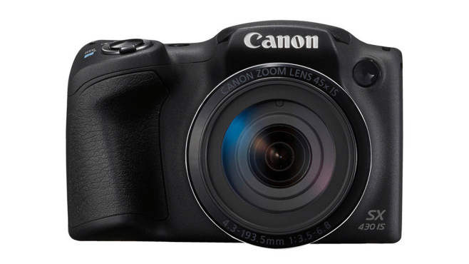 Canon Powershot SX430 IS © Canon