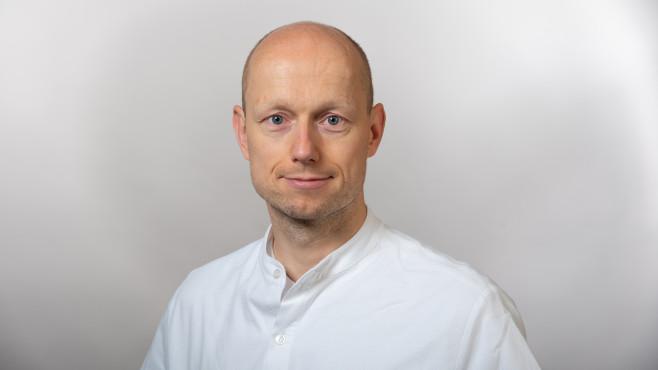 Dr. med. Helge Riepenhof©BG Klinikum Hamburg