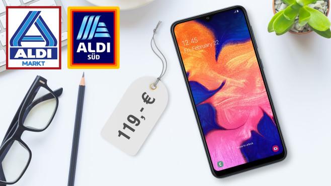 Samsung a10 media galaxy