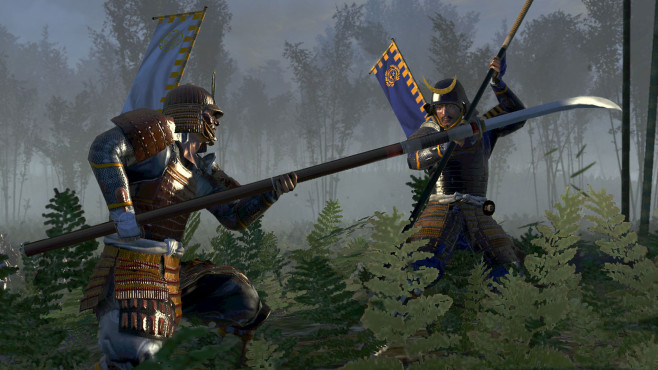 Total War – Shogun 2 © Sega
