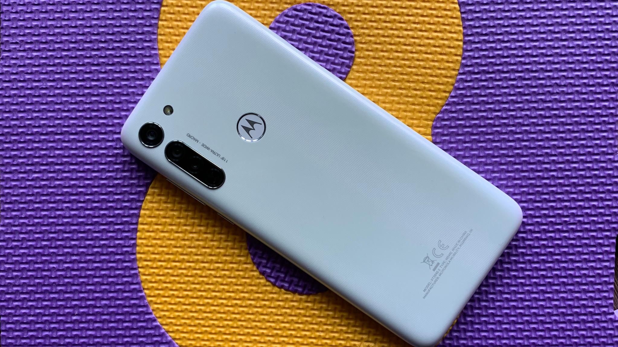 Motorola G8: Rückseite©COMPUTER BILD