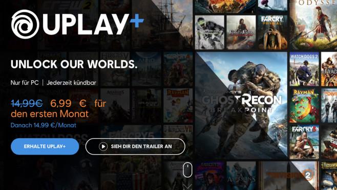 Uplay+©Ubisoft