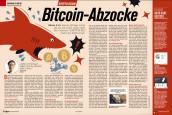 Bitcoin-Abzocke©COMPUTER BILD