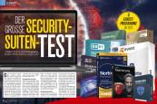 Security-Suiten-Test©COMPUTER BILD