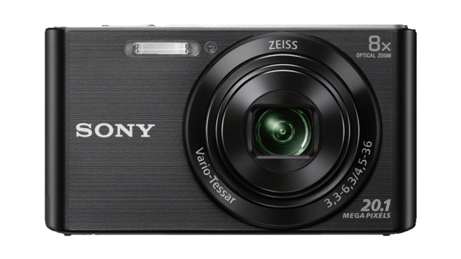 Sony Cyber-shot W830 ©Sony