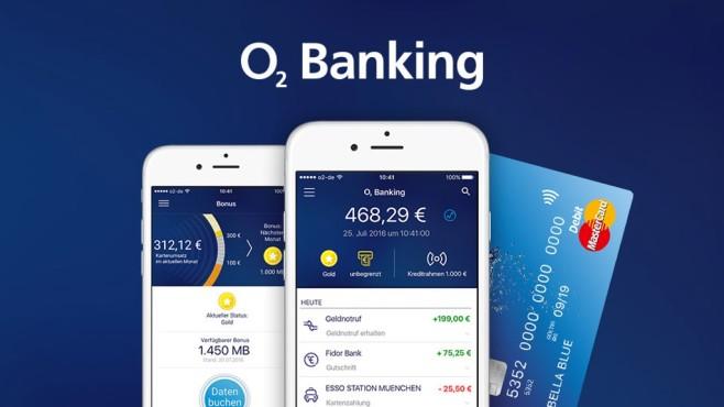 O2 Banking©O2 Banking/Fidor