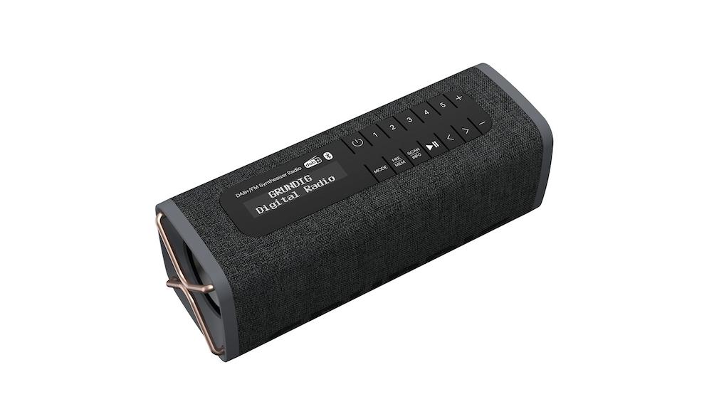Bluetooth-Lautsprecher mit Radio: Grundig GBT Band