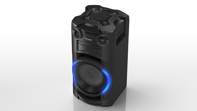 Bluetooth-Lautsprecher mit Radio: Panasonic SC-TMAX10©Panasonic