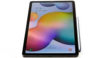 Samsung Galaxy Tab S6 Lite vor weißem Hintergrund©COMPUTER BILD