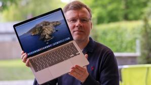 Apple MacBook Pro 13 Zoll 2020 im Test©COMPUTER BILD