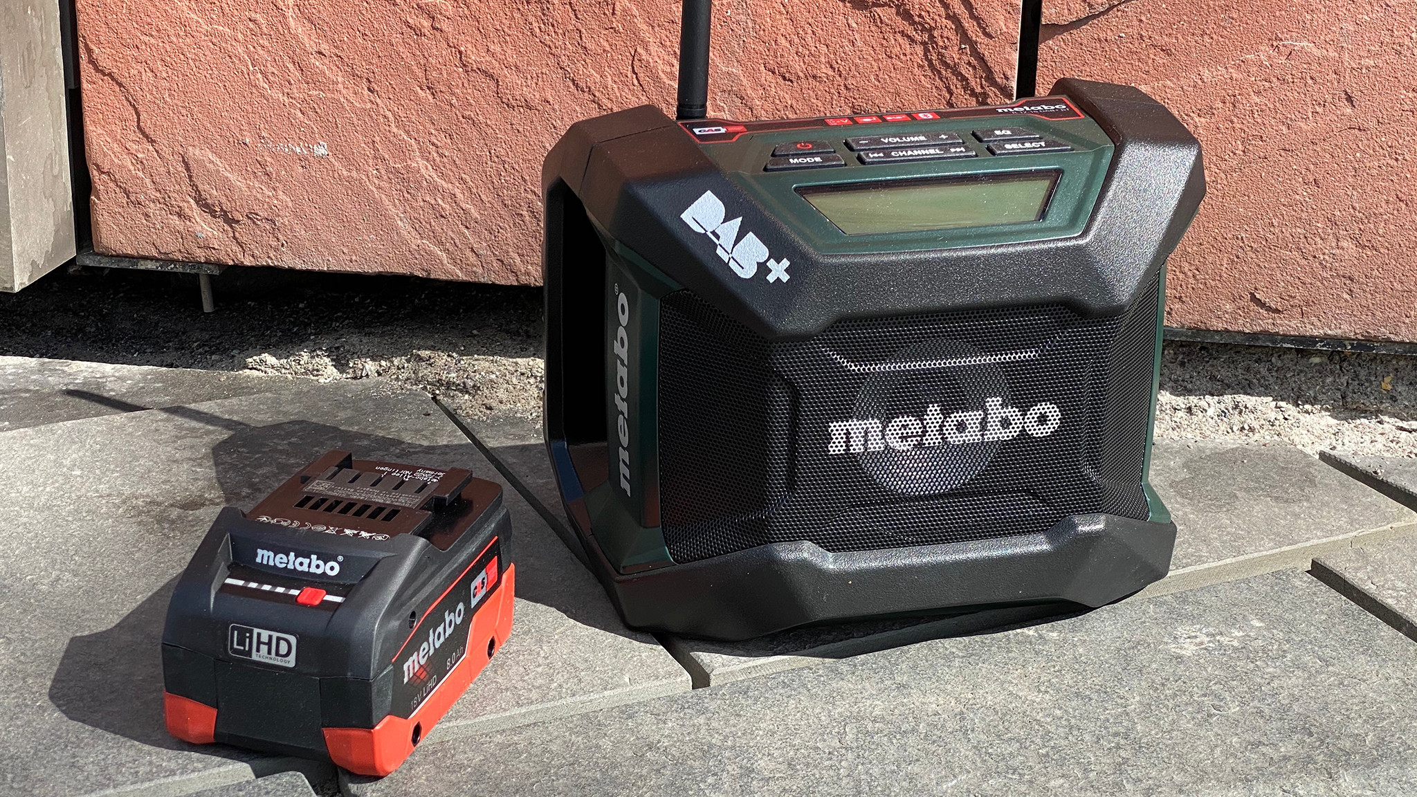 Metabo R12-18 DAB+ BT im Test©COMPUTER BILD