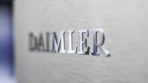 Daimler-Logo©Daimler, Mercedes Benz