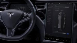 Tesla: Bordcomputer©Tesla