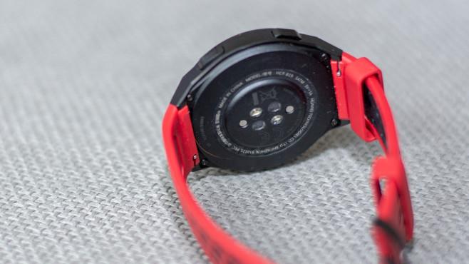 Rückseite Huawei Watch GT 2e©COMPUTER BILD