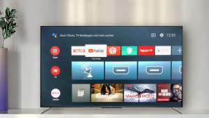 Der neue TCL C715 wartet mit einem QLED-Bildschirm und mit dem Android-Betriebsystem auf.©TCL, COMPUTER BILD