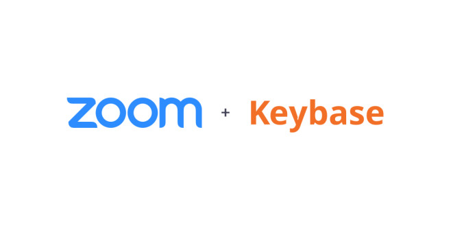 Zoom kauft Kaybase©Zoom keybase