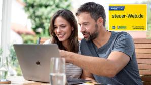 Vorteilsaktion: WISO steuer:Web mit bis zu 53 Prozent Rabatt©Buhl