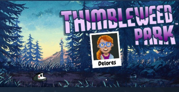 Timbleweed Park Delores©Terrible Toybox