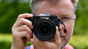 Fujifilm X-T4 im Test©COMPUTER BILD
