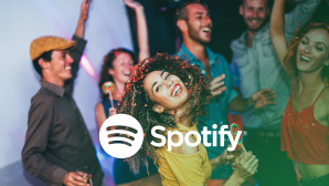 Spotify Shared Queue © Spotify, iStock.com/Alessandro Biascioli